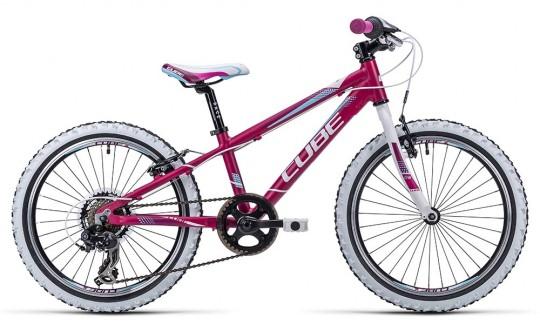 Детский велосипед Cube Kid 200 (2015)