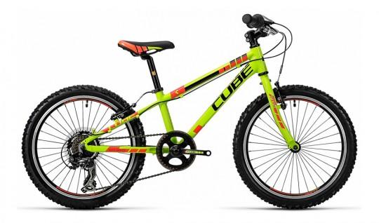 Детский велосипед Cube Kid 200 (2016)