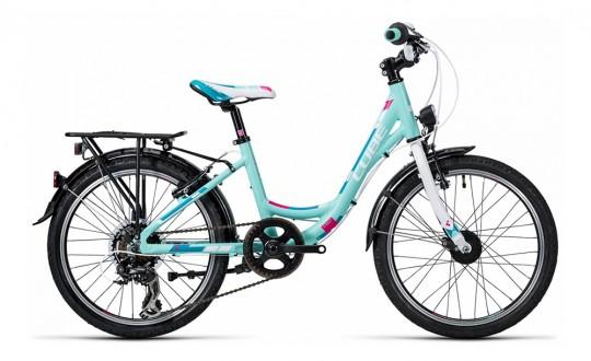 Детский велосипед Cube Kid 200 Street Girl (2016)