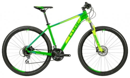 Велосипед горный Cube Aim SL 27,5 (2016)