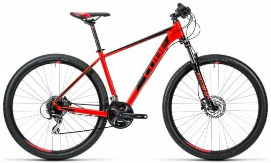 Велосипед горный Cube Aim SL 29 (2016)