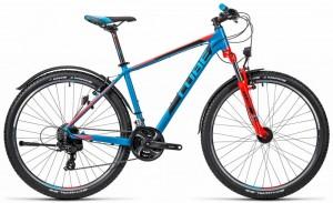 Велосипед горный Cube Aim Allroad 27,5 (2016)