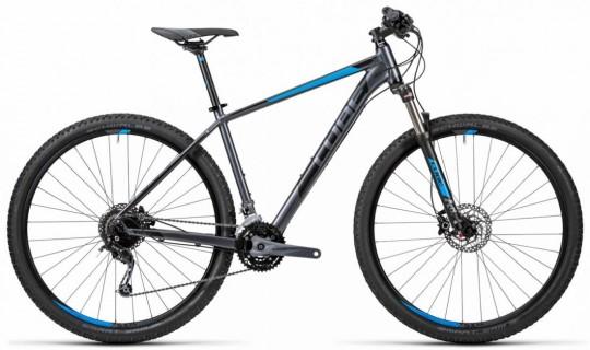 Велосипед горный Cube Analog 29 (2016)