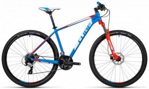 Велосипед горный Cube Aim PRO 27,5 (2016)