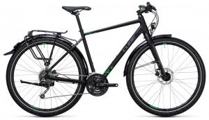 Городской велосипед Cube Travel (2017)