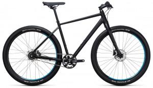 Городской велосипед Cube Hyde Pro (2017)