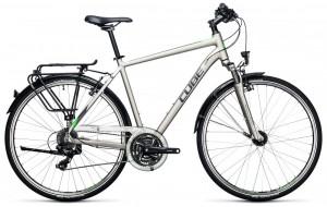 Городской велосипед Cube Touring (2017)