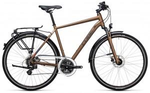 Городской велосипед Cube Touring Pro (2017)