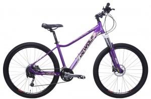 Женский велосипед Dewolf TRX 350 (2016)