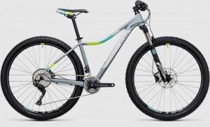 Женский велосипед Cube Access Wls SL 27.5 (2017)