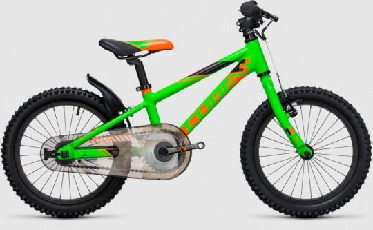 Детский велосипед Cube Kid 160 (2017)
