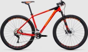 Горный велосипед Cube Reaction GTC SL 2x 27.5 (2017)