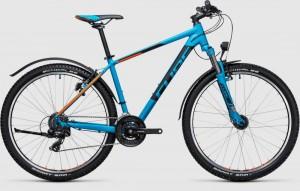 Горный велосипед Cube Aim Allroad 27.5 (2017)