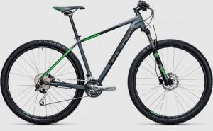 Горный велосипед Cube Analog 27.5 (2017)