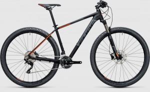Горный велосипед Cube Attention SL 27.5 (2017)