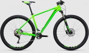 Горный велосипед Cube LTD Pro 27.5 (2017)