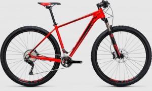 Горный велосипед Cube LTD Race 27.5 (2017)