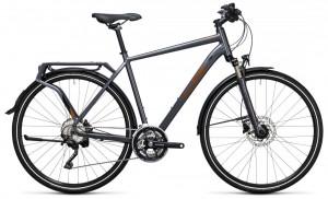 Городской велосипед Cube Delhi EXC (2017)