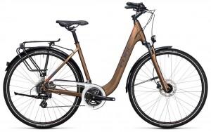 Городской велосипед Cube Touring Pro Easy Entry (2017)