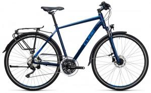 Городской велосипед Cube Touring SL (2017)