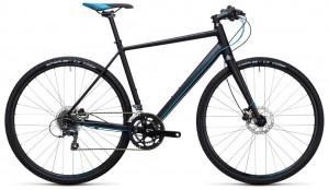 Городской велосипед Cube SL Road (2017)