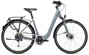 Городской велосипед Cube Touring EXC Easy Entry (2017)