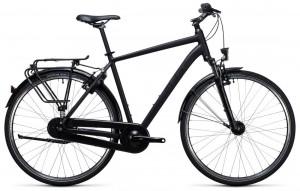 Городской велосипед Cube Town Pro Comfort (2017)