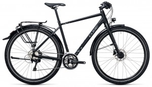 Городской велосипед Cube Travel EXC (2017)