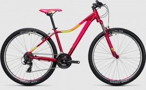 Женский велосипед Cube Access Wls 27.5 (2017)