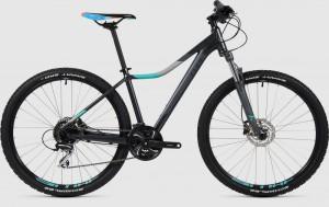 Женский велосипед Cube Access Wls EXC 27.5 (2017)