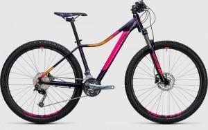 Женский велосипед Cube Access Wls Pro 27.5 (2017)
