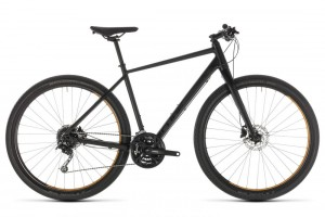 Городской велосипед Cube Hyde (2019)