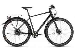 Городской велосипед Cube Travel Pro (2019)