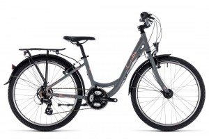 Подростковый велосипед Cube Ella 240 (2019)