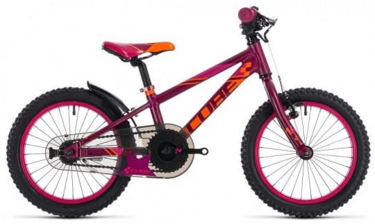 Детский велосипед Cube Kid 160 Girl (2018)