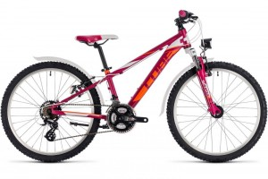 Подростковый велосипед Cube Kid 240 AllRoad girl (2018)