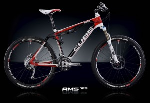 Cube AMS 125 The One (2010)