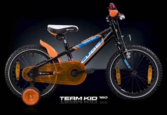 Велосипед Cube Team Kid 160 Boy (2010)