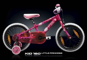 Велосипед Cube Team Kid 160 Girl (2010)