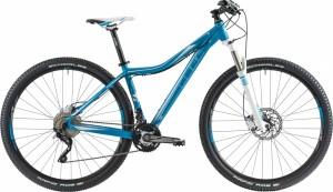 Женский велосипед Cube Access WLS SL (2014)