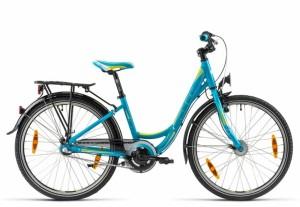 Подростковый велосипед Cube 240 Kid Cross Girl (2014)