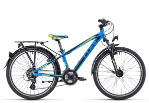 Подростковый велосипед Cube 240 Kid Street (2015)