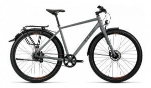 Городской велосипед Cube Travel Pro (2016)