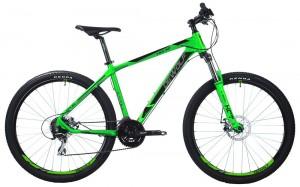 Велосипед горный Dewolf TRX 50 (2017)