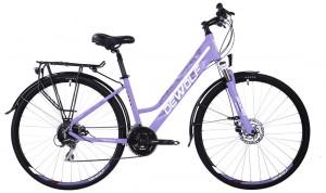 Велосипед горный Dewolf Asphalt F3 (2017)