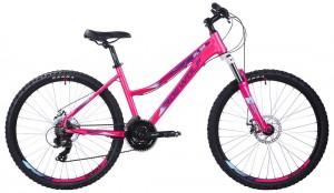 Велосипед горный Dewolf GL 55 (2017)