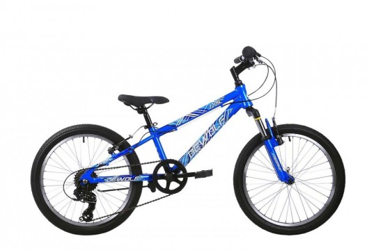 Детский велосипед Dewolf J200 Boy (2018)