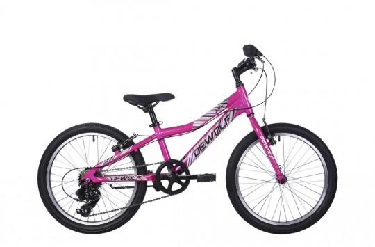 Детский велосипед Dewolf J200 Girl (2019)
