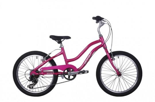 Детский велосипед Dewolf WAVE 200 (2016)