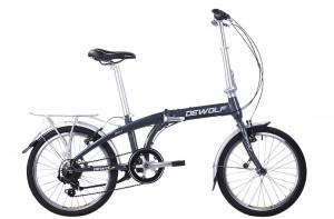 Складные велосипеды Dewolf